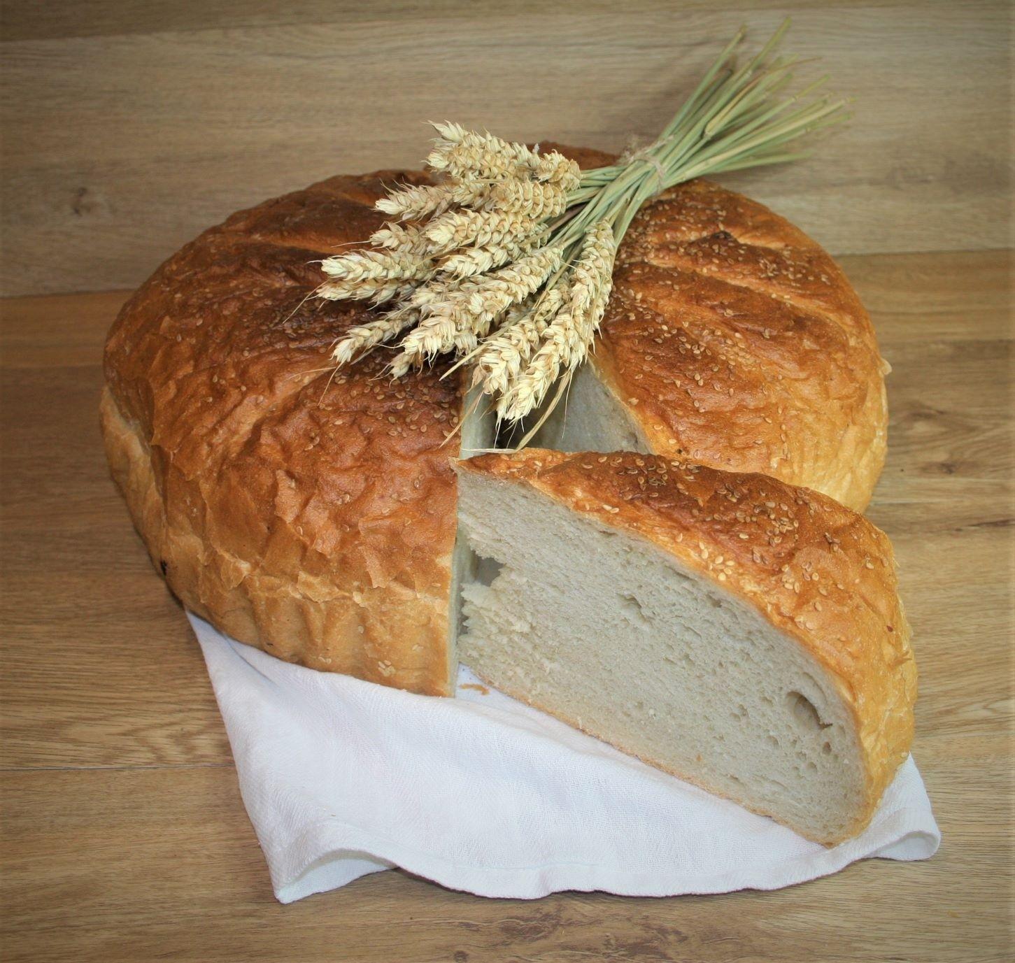 Chlieb biely veľký