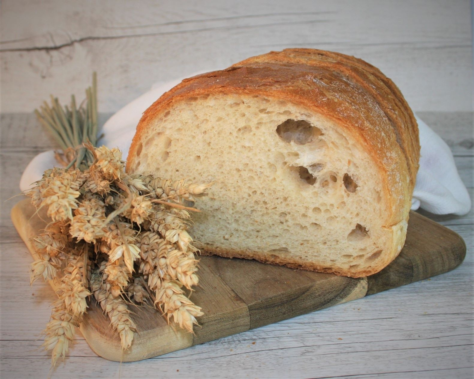 Chlieb biely - krájaný