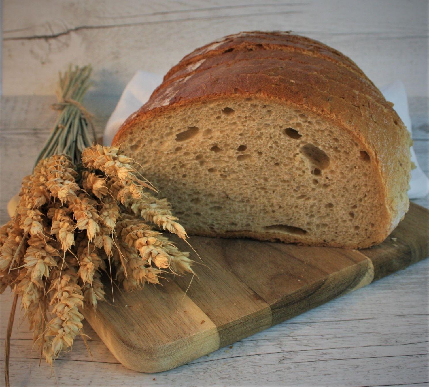 Chlieb čierny - krájaný