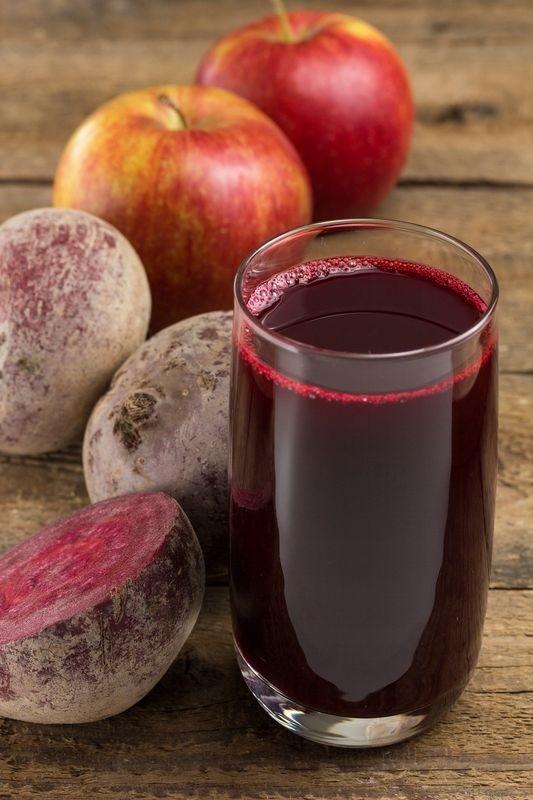 Ovocná šťava Jablko-cvikla 1l