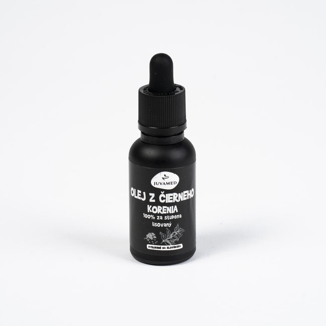 Olej z čierneho korenia