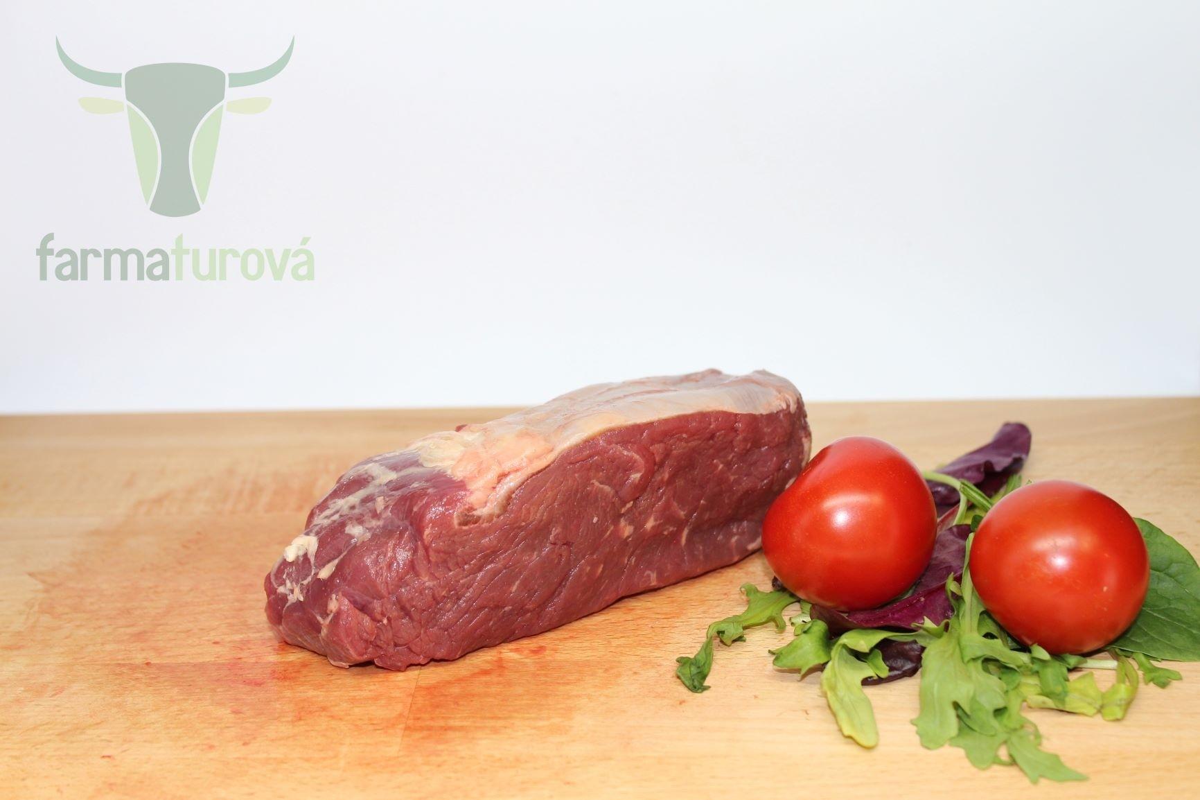 BIO teľací Sirloin steak