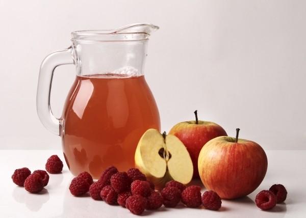 Malinovo-jablková šťava 100%