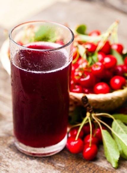 Višňovo-jablková šťava 100%
