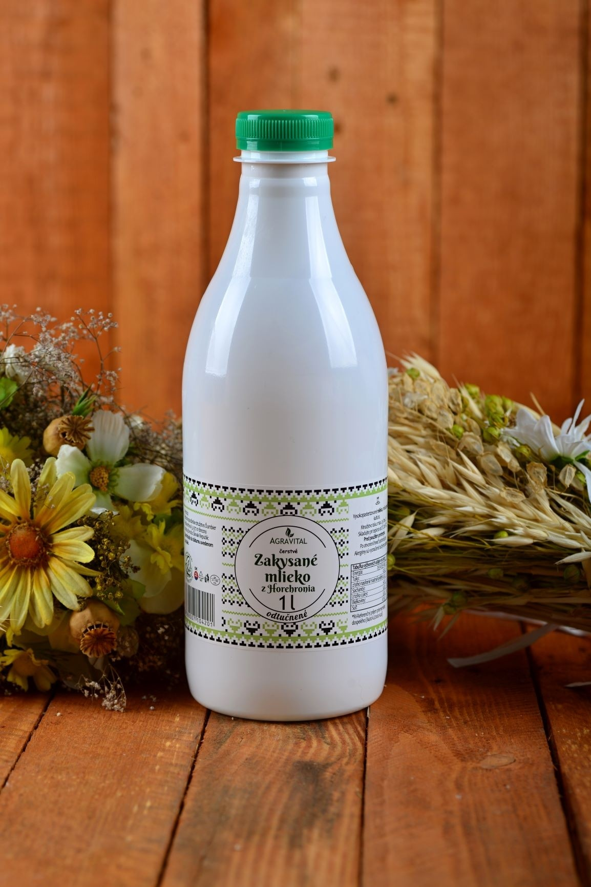 Zakysané mlieko