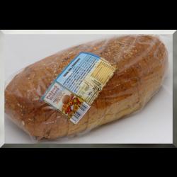 Chlieb Chia s kurkumou