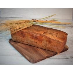 Kváskový špaldový 100% celozrnný chlieb
