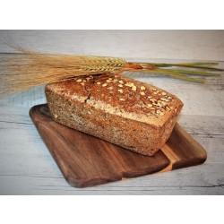 Kváskový chlieb miešaný - Budinec