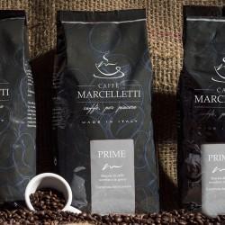 Caffé MARCELLETTI Prime - zrnková káva