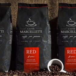 Caffé MARCELLETTI Red - zrnková káva