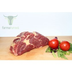 BIO hovädzí Rib eye steak (býk/jalovica)