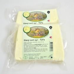 Slaný ovčí syr TeFa