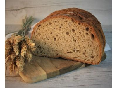 Gazdovský chlieb čierny - krájaný