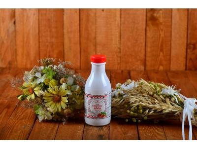 Jogurtové mlieko Jahodové