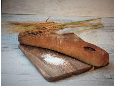 Kváskový špaldový závin kokos-škorica