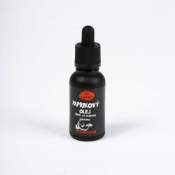 Paprikový olej